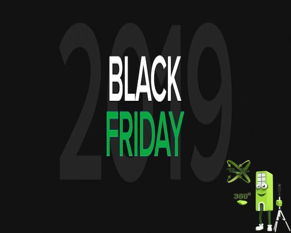 Gratis Virtual Tour op Black Friday